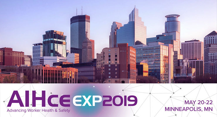 Upcoming Sessions and Classes by C&IH at the 2019 AIHce